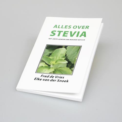 alles over stevia boekje