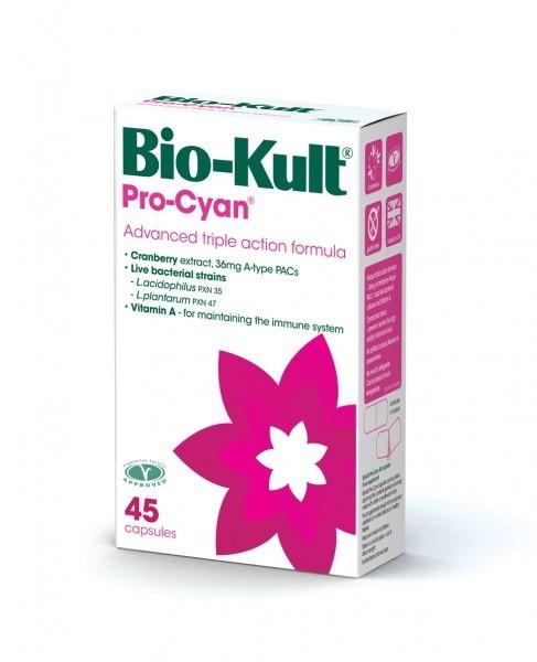 Bio-Kult Pro-Cyan - 45 capsules