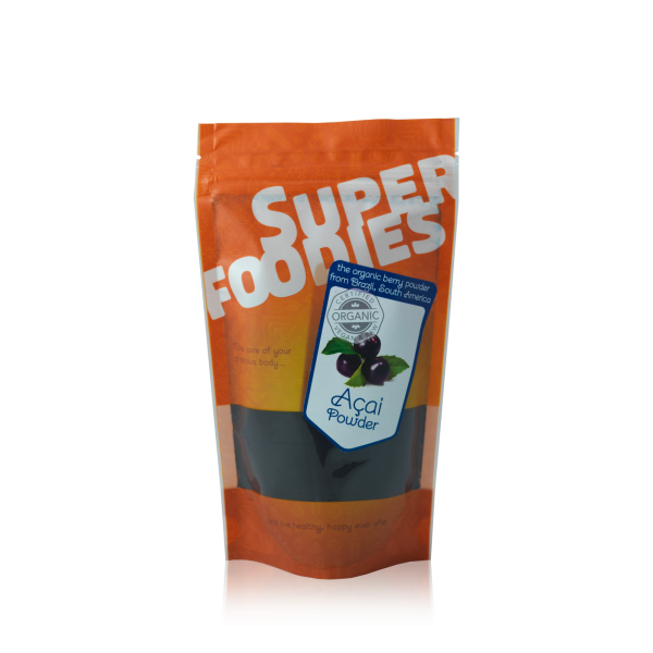 Açai poeder - Superfoodies - 100 gram