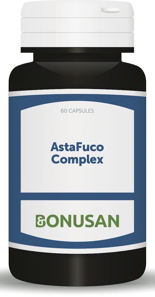 Bonusan AstaFuco Complex – 60 softgel capsules
