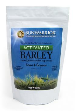 Sunwarrior Activated Barley (geactiveerd gerst) - 900 gram