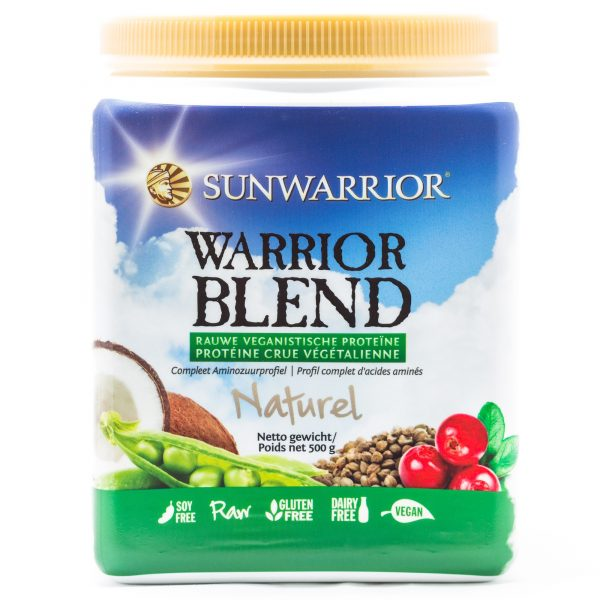 SunWarrior - Warrior Blend Natural - 1 Kilo