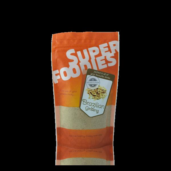 Braziliaanse Ginseng - Superfoodies - 100 gram