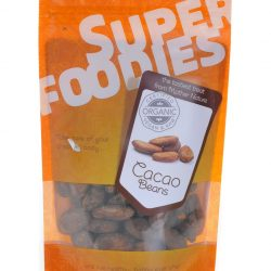 Rauwe cacaobonen - Superfoodies - 100 gram
