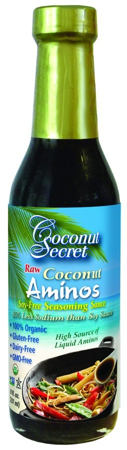 Coconut aminos, Coconut Secret - 235 ml