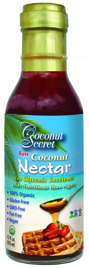 Kokossiroop, Coconut Secret - 355 ml