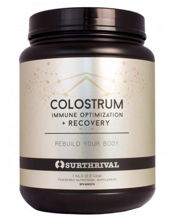 Colostrum - 1 kilo/ 336 doseringen (Surthrival)