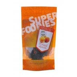 Gedroogde abrikozen - Superfoodies - 100 gram