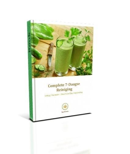 Complete 7-daagse Reiniging - Detox E-book