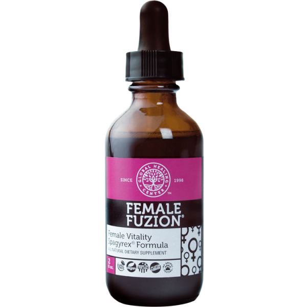 Female Fuzion, Global Healing Center - 59,2 ml