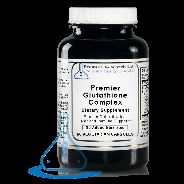 PRL Glutathione Complex Premier - 60 capsules