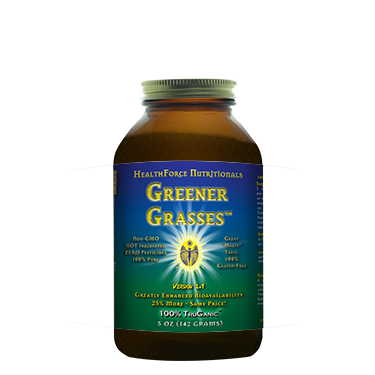 HealthForce Greener Grasses - 142 gram