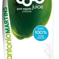 Kokoswater Pure Organic Coconut - 1 liter (Dr. Martins)