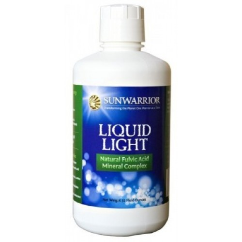 Sunwarrior Liquid Light (met mineralen en fulvinezuur) - 946 ml