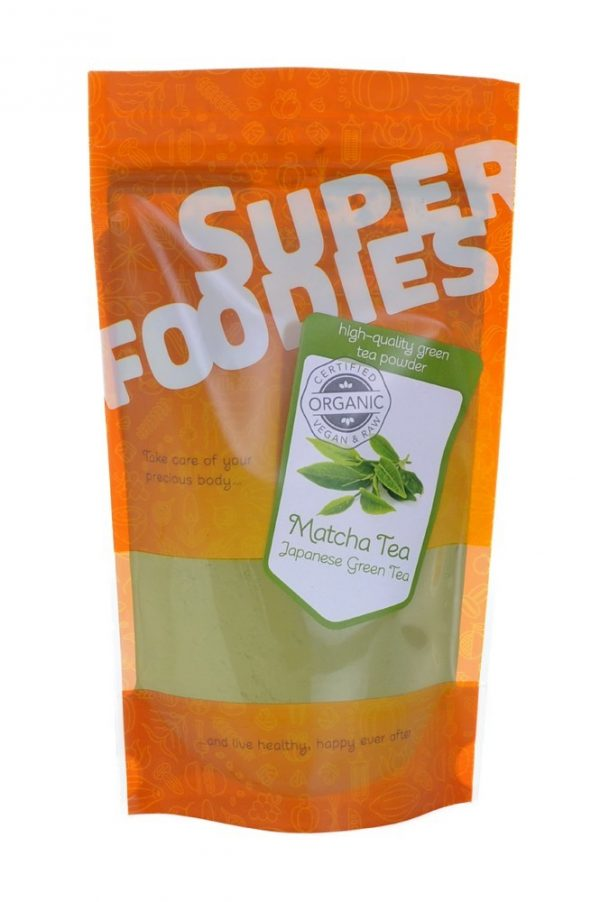 Matcha poeder - Superfoodies - 100 gram