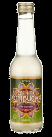 Equinox Kombucha Original - 275 ml