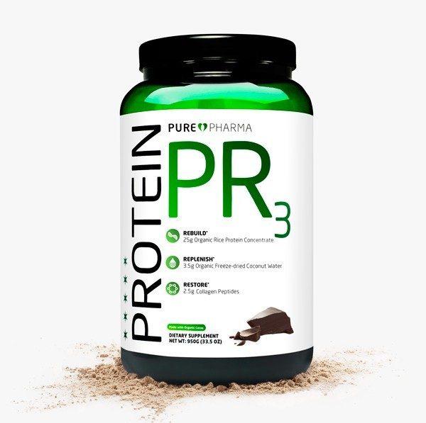 PurePharma PR3 Protein – 950 gram