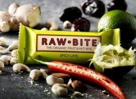 Raw-Bite, Spicy Lime – 50 Gram