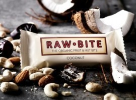 Raw-Bite, Coconut - 50 Gram
