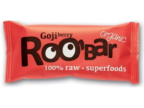 Goji Berry reep - 50 gram (RooBar)
