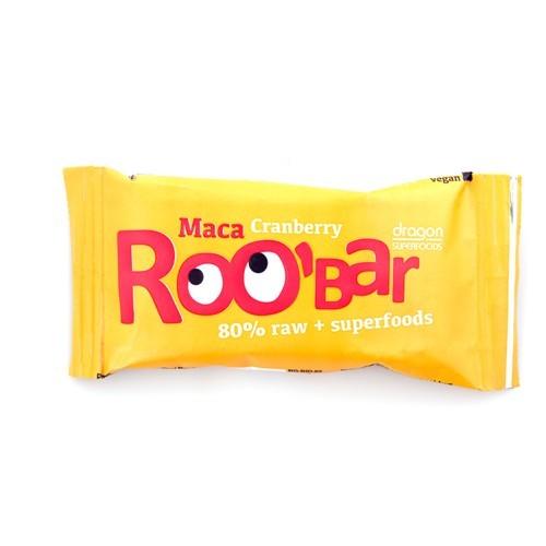 RooBar Maca & Cranberry - 50 gram