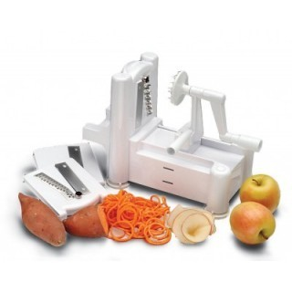 Spiral Slicer - Spirooli - Groente en fruit rasp machine