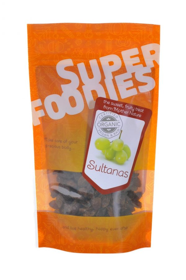 Sultana´s - Superfoodies - 250 gram