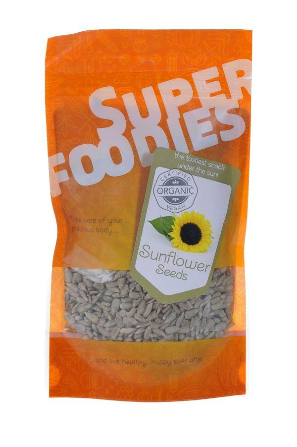 Gepelde zonnebloempitten - Superfoodies - 250 gram