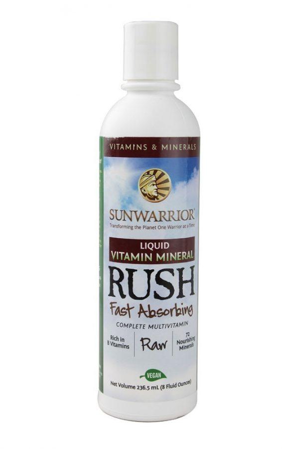 Sunwarrior Vitamin Mineral Rush - 236,5 ml