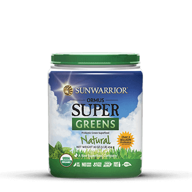 Sunwarrior Ormus Super Greens - 454 gram