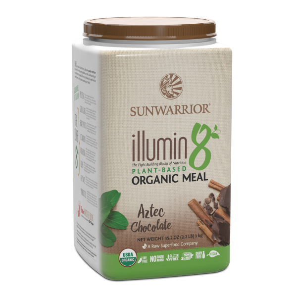 SunWarrior Illumin8 Aztec Chocolate - 1kg