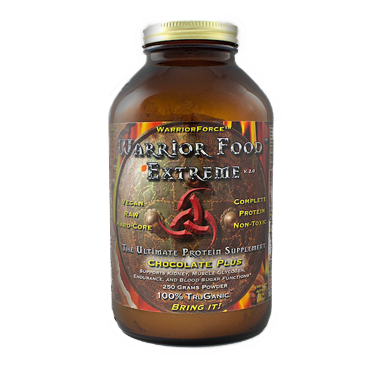 Warrior Food Extreme Vanilla Plus – 250 gram
