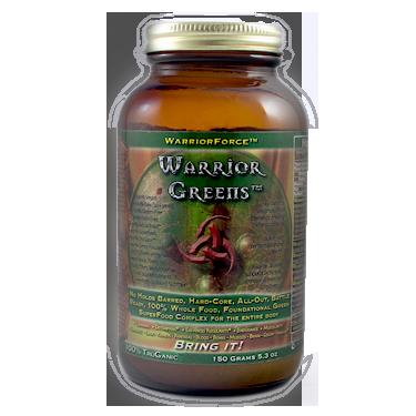 Warrior Force Warrior Greens - 150 gram