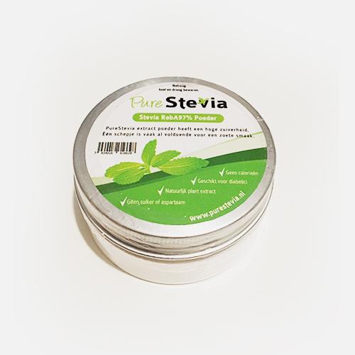 stevia 25gram poeder optje