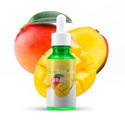 Stevia drops mango