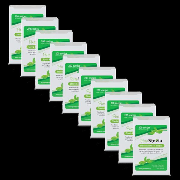 stevia zoetjes bulk