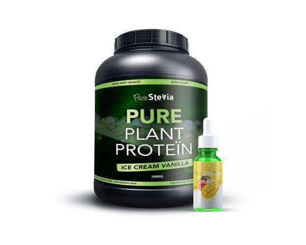 Pure protein mango