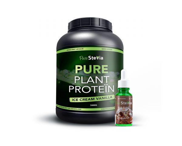 Pure Plant Protein Cola