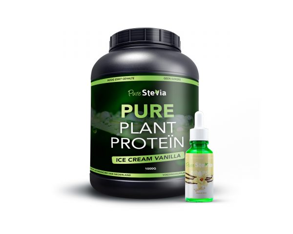 Pure Plant Protein Vanille
